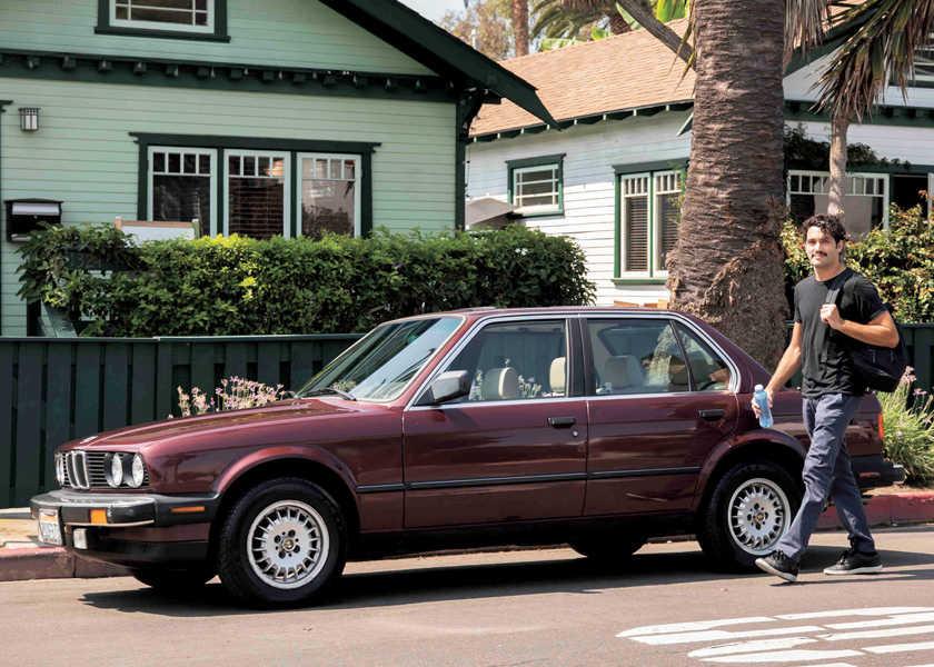 カリフォルニアの「くるまにあ」 vol.32BMW 325e 1986[ビー・エム・ダブリュー 325e 1986]
