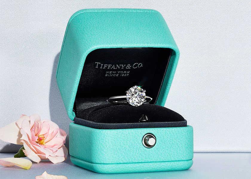 〈ティファニー〉がブライダルフェアを開催永遠の愛を誓うなら美しさと輝きが違うリングで!
