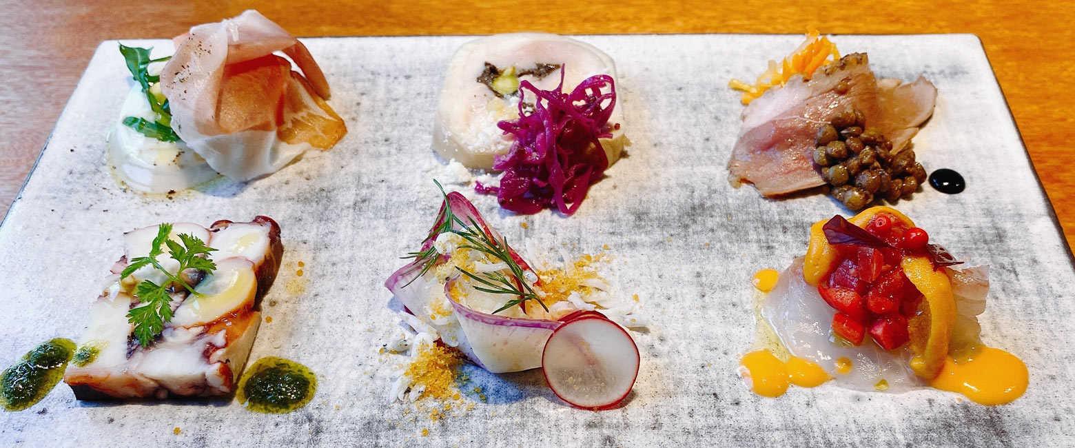 カラダが喜ぶヘルシー料理! 〈ダ ゴトウ〉ニンニクなしで美味しいイタリアンが味わえる!