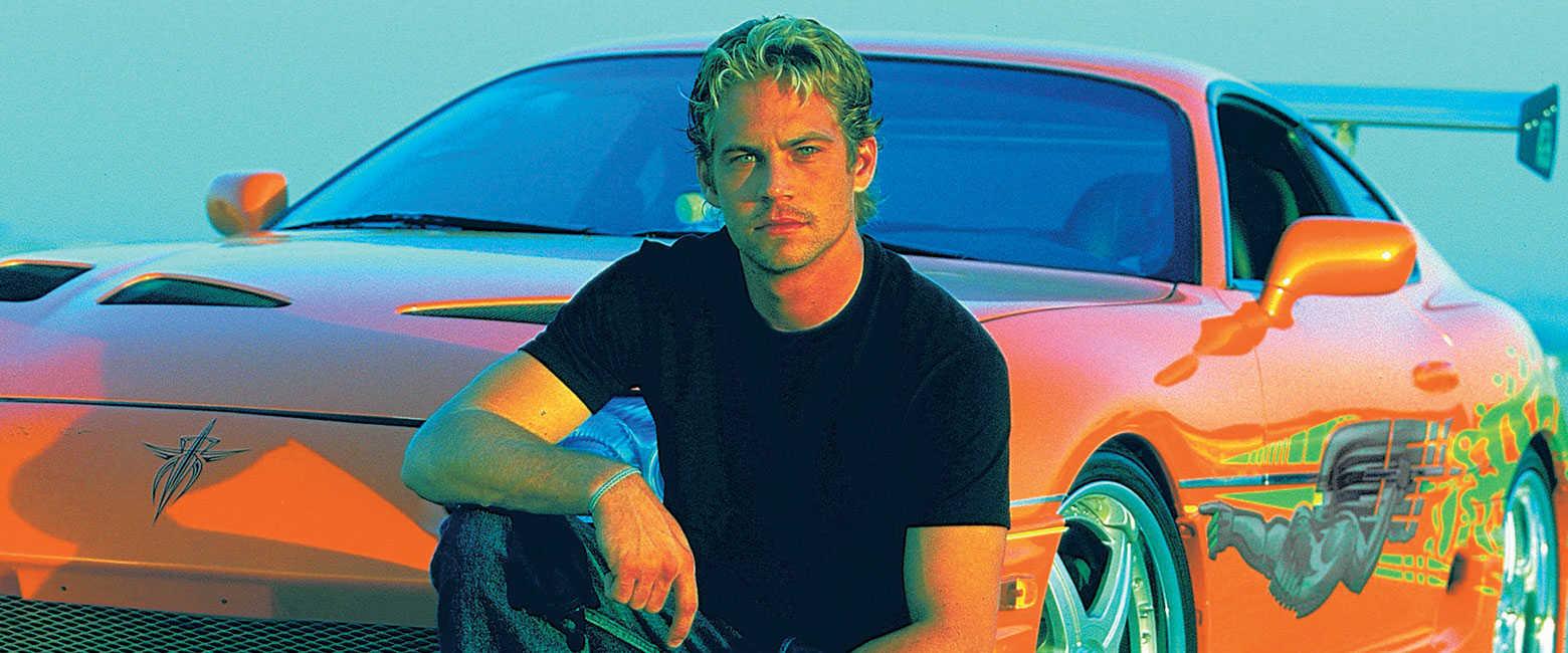 クルマと海とTシャツを愛した、最もLAセレブらしい男!ポール・ウォーカーを今も忘れない!
