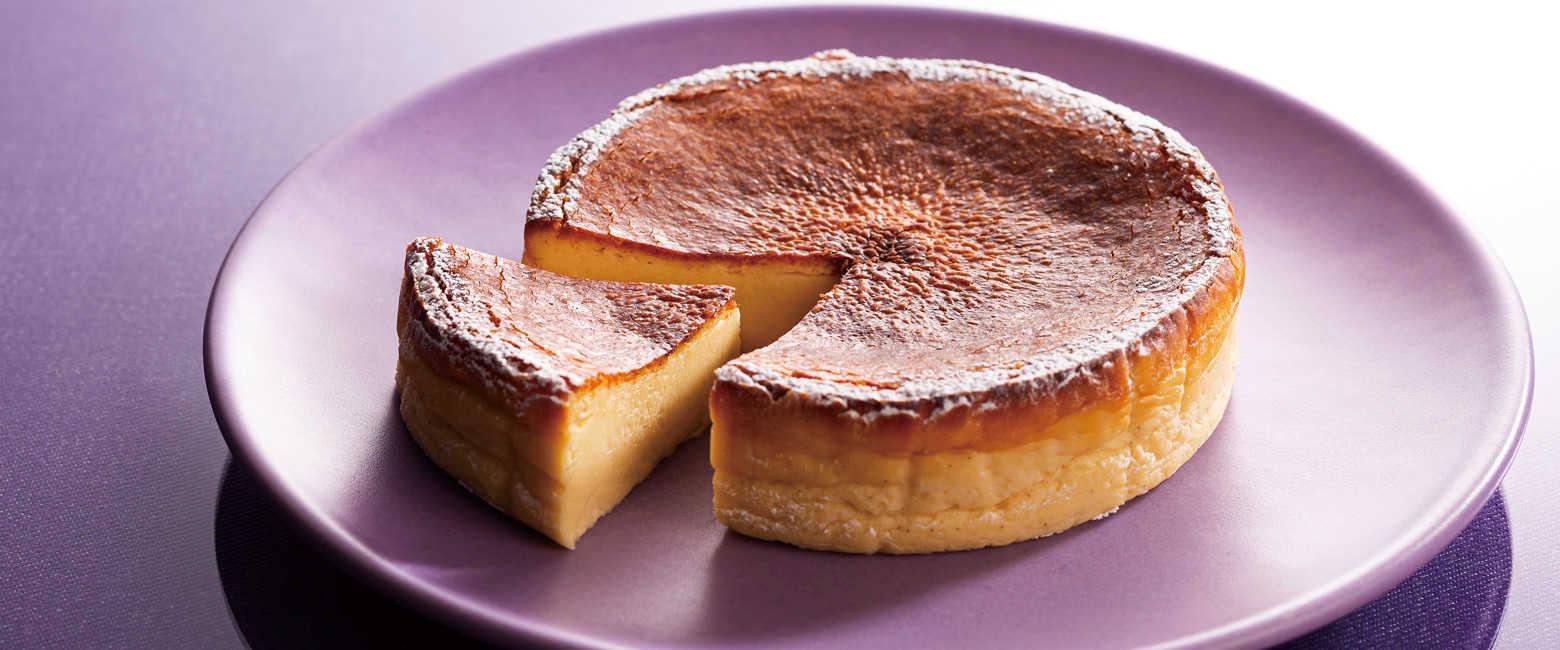 ホテルの名物メニューを彼女と♡素材・製法にこだわった至極のチーズケーキ!