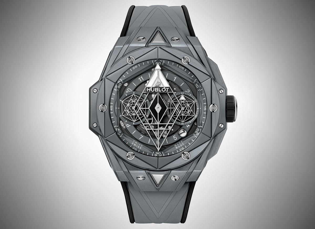 〈ウブロ〉ダイヤモンドのように独自の光を放つ本格時計!