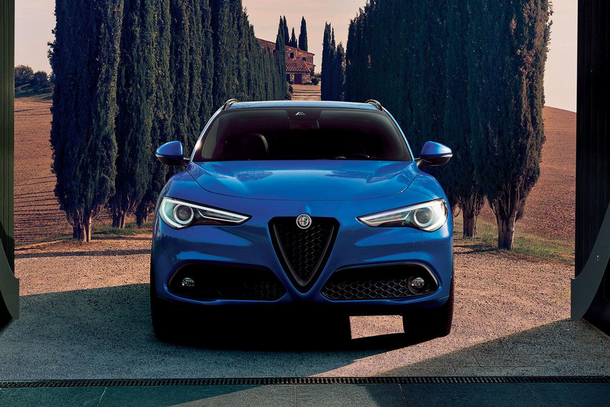 スポーティでエレガント。これぞイタリアンSUV!――アルファロメオ ステルヴィオ ヴェローチェ