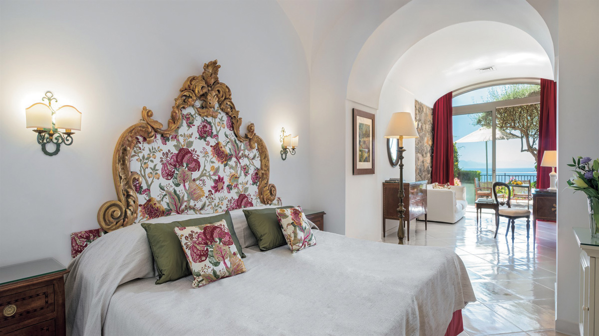 【海リゾートが呼んでいる!】Hotel Santa Caterina[ホテル サンタ カテリーナ]