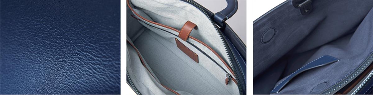 頼れるバッグはやっぱりオン・オフ使える2WAY。