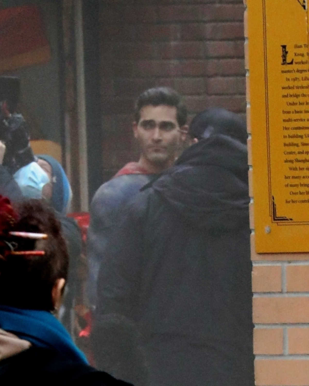 スーパーマンのロケ写真を入手! 『スーパーマン&ロイス』ってなんだ!?