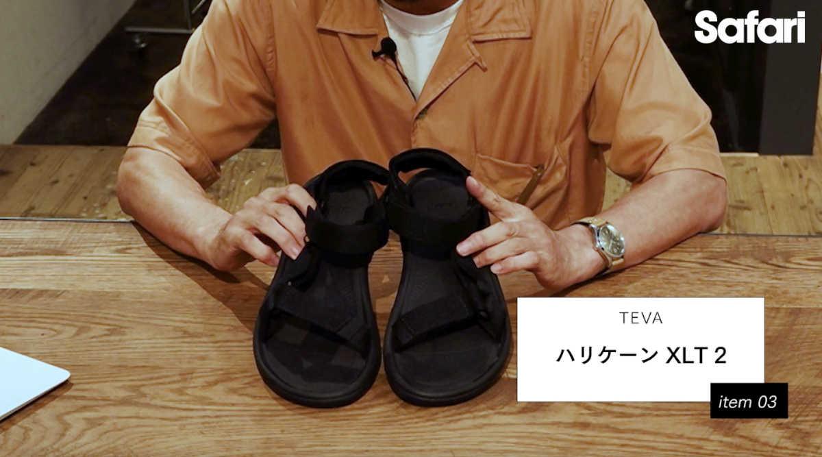 大人のサンダル6選【テバ編】