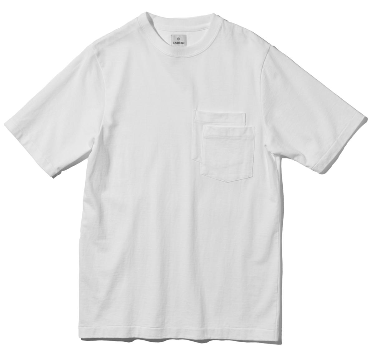 """どこが違う?""""お洒落度高め""""の白Tシャツ5選!"""