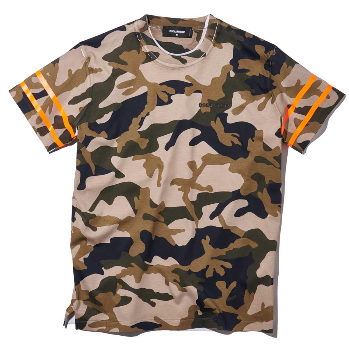 デニムに合うのはコレ!〈ディースクエアード〉のTシャツ5選!