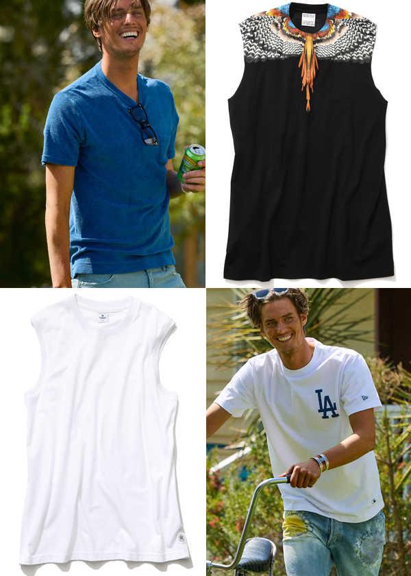 夏の着こなしは主役級Tシャツで決まる!