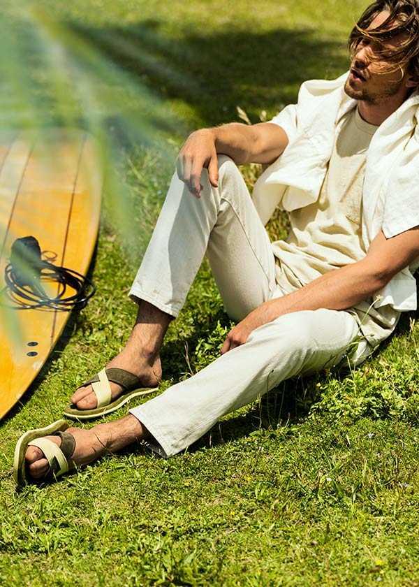 夏スタイルはとびっきり特別なサンダルで差別化を!