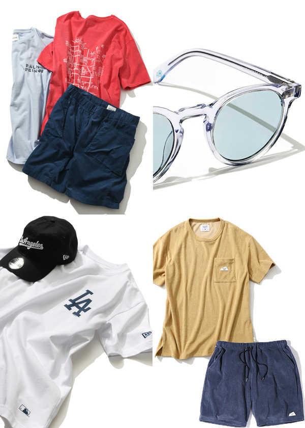【5月まとめ】夏スタイルはヌケ感あるアイテムで決まり!