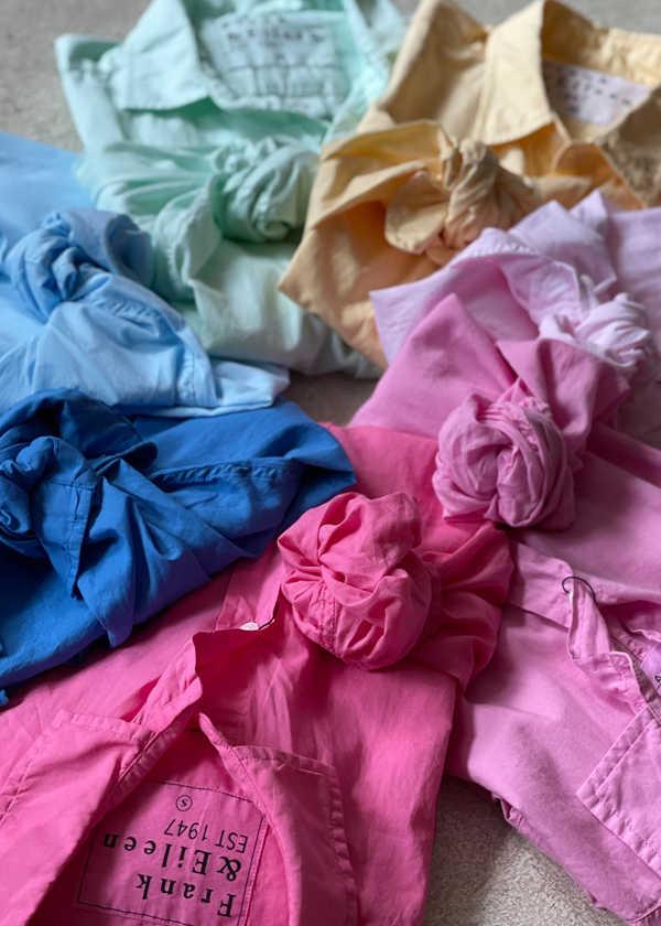 〈フランク&アイリーン〉のシャツで色気漂う着こなしに!
