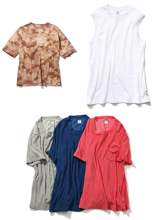 【バイヤーが対談形式で振り返る!】この春夏別注したイチオシTシャツ