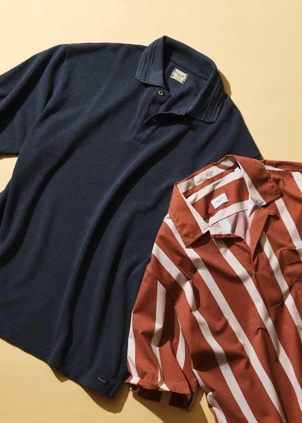 いざポロシャツで品格たっぷりな常夏スタイルを!