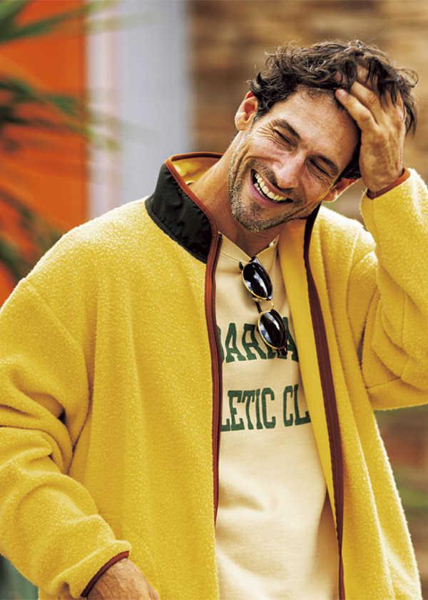 懐かしいけど今っぽい! 〈レミ レリーフ〉別注のシャツ&スウェット
