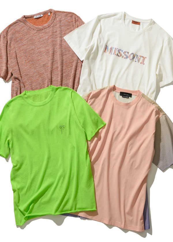 大人の品格を出せるTシャツの着こなし方は?