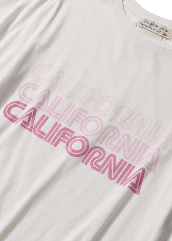 """〈レミ レリーフ〉の""""カリフォルニア""""T"""
