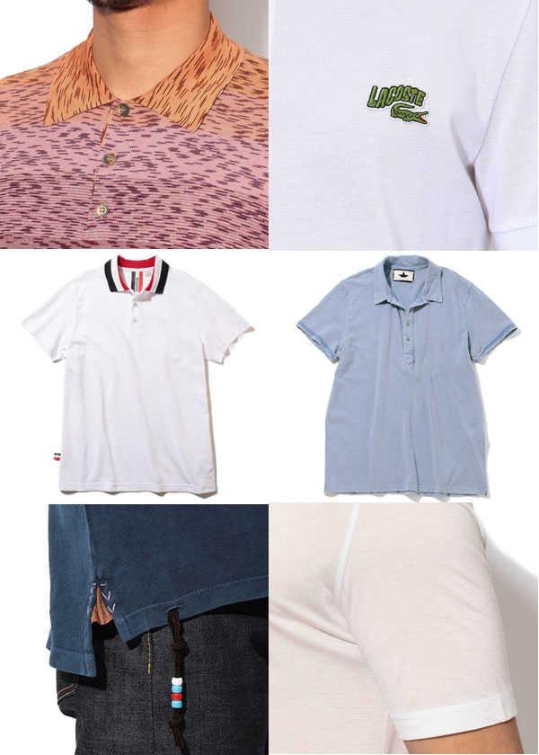 【ベスト9選出】快適さと大人感を両立する夏のポロシャツ!