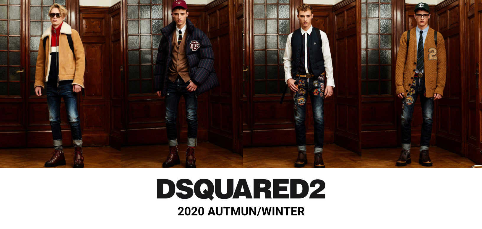 DSQUARED2 POP-UP STORE