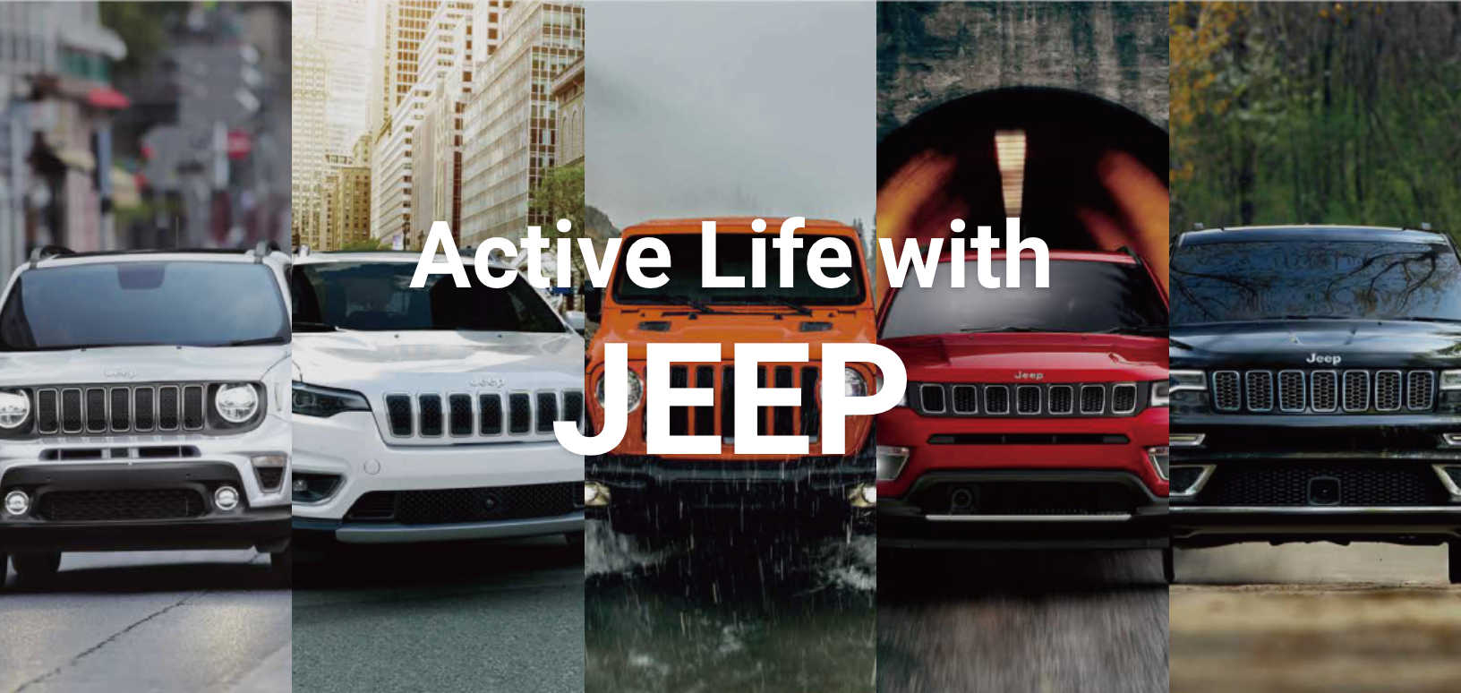 Active Life with JEEP
