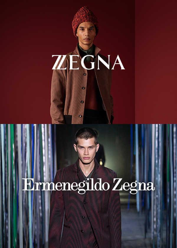 ERMENEGILDO ZEGNA / Z ZEGNA