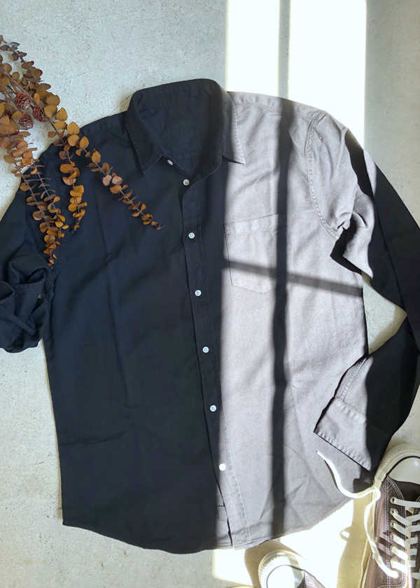 この時季着まわすなら、このシャツ!