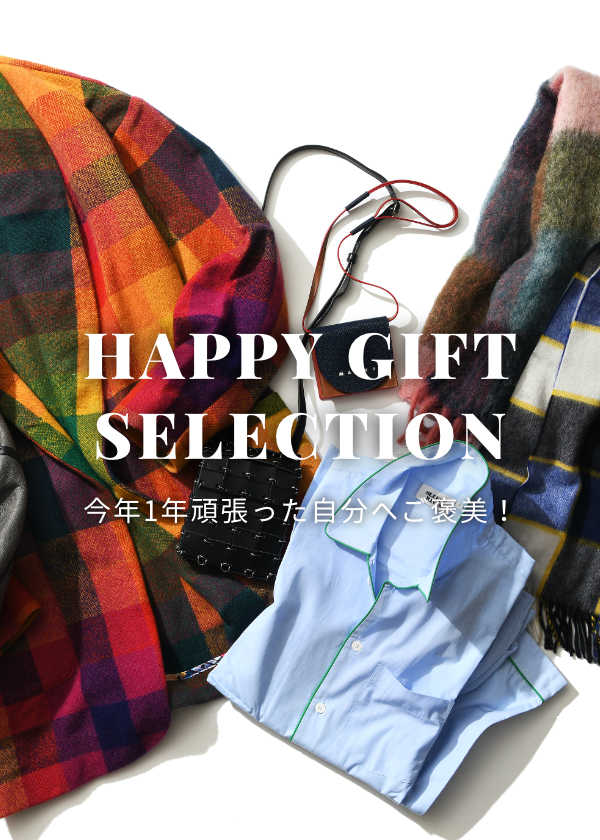 HAPPY GIFT SELECTION