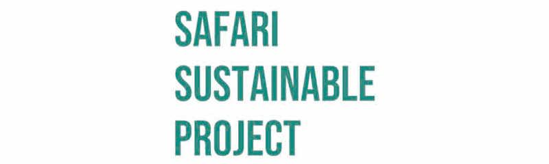Safari Sustainable Project (サファリ サスティナブル プロジェクト)