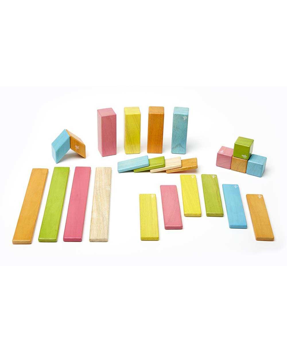 マグネットブロック 24ピース キッズ用おもちゃ