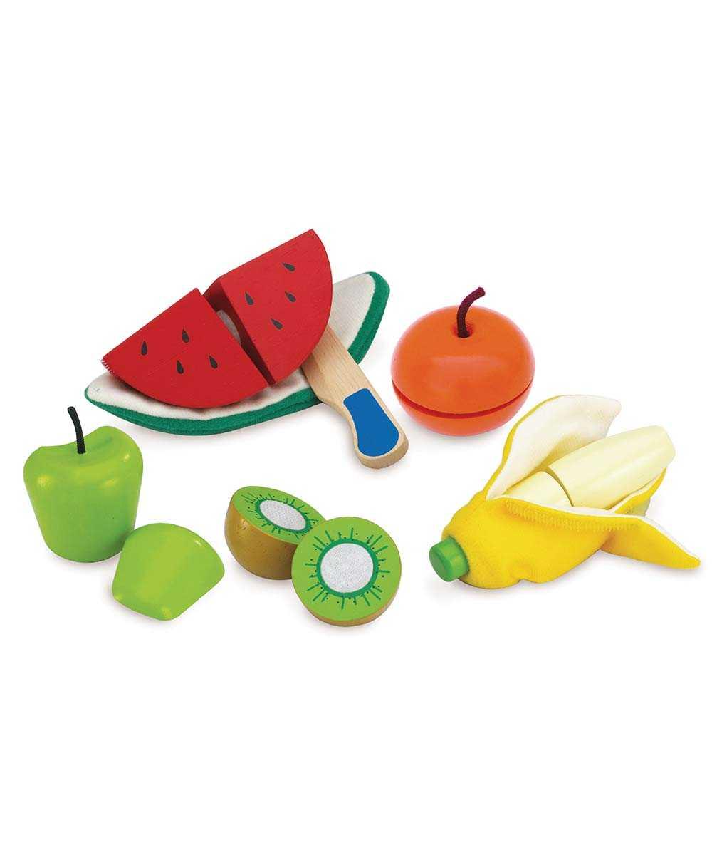 カット&ピール・フルーツセット キッズ用おもちゃ