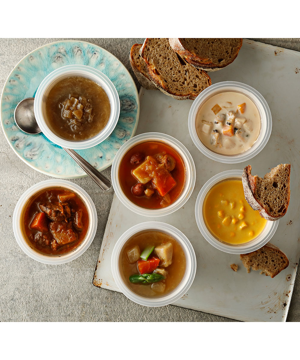 スープ食べ比べ6個セット