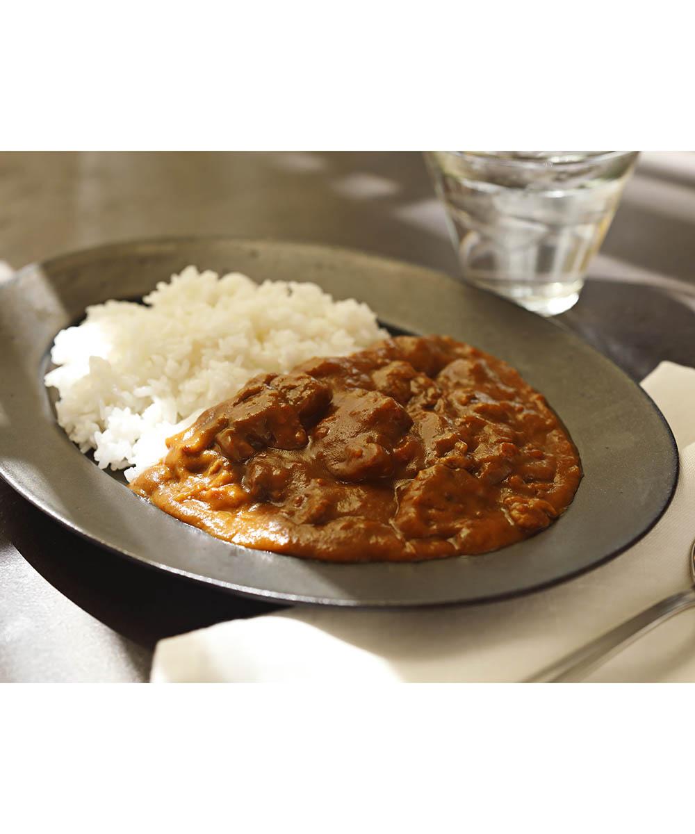 【メーカー直送】お肉がゴロゴロ贅沢ビーフカレー10個セット