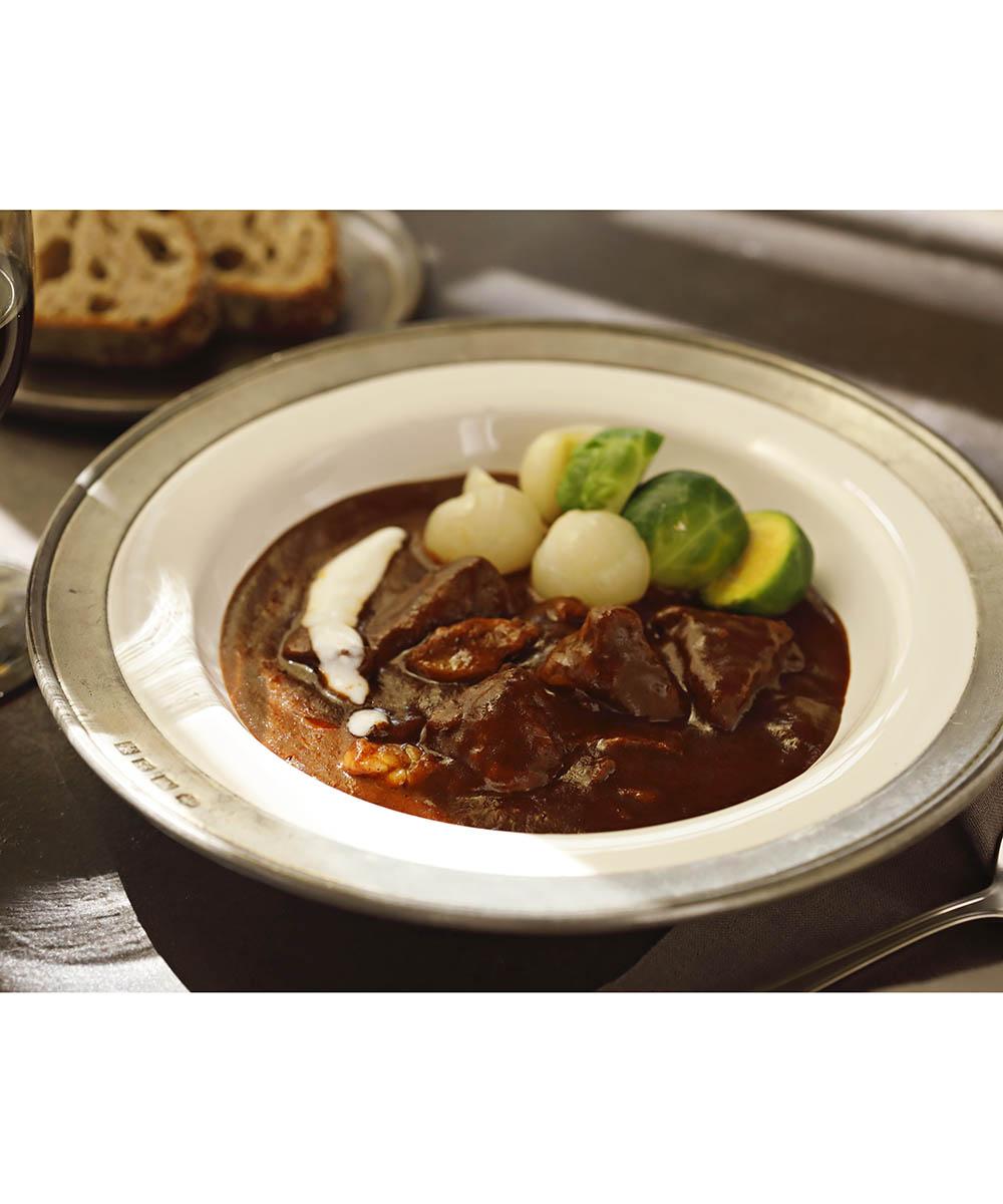 【メーカー直送】お肉がゴロゴロ贅沢ビーフシチュー 10個セット