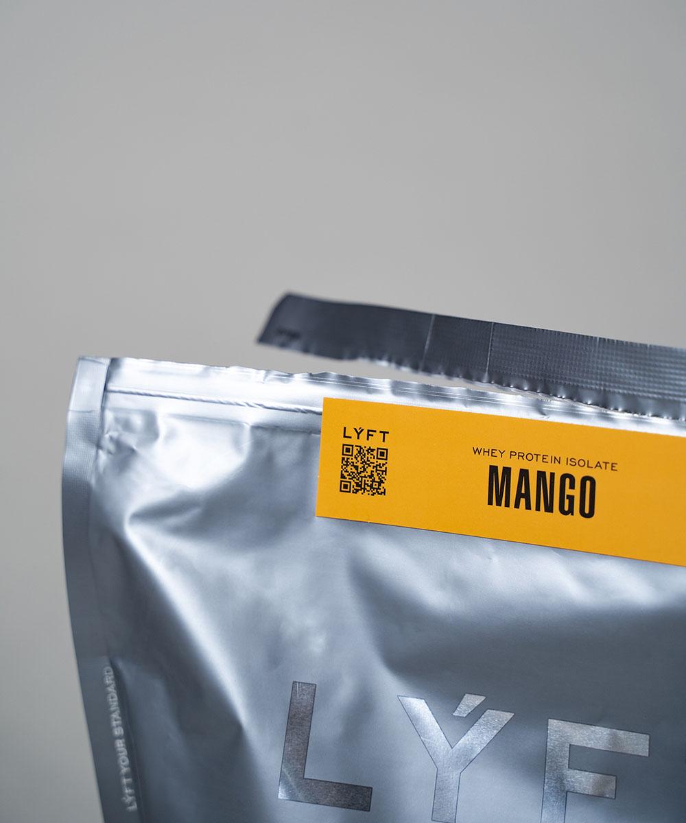 プロテイン WPIマンゴー 1kg