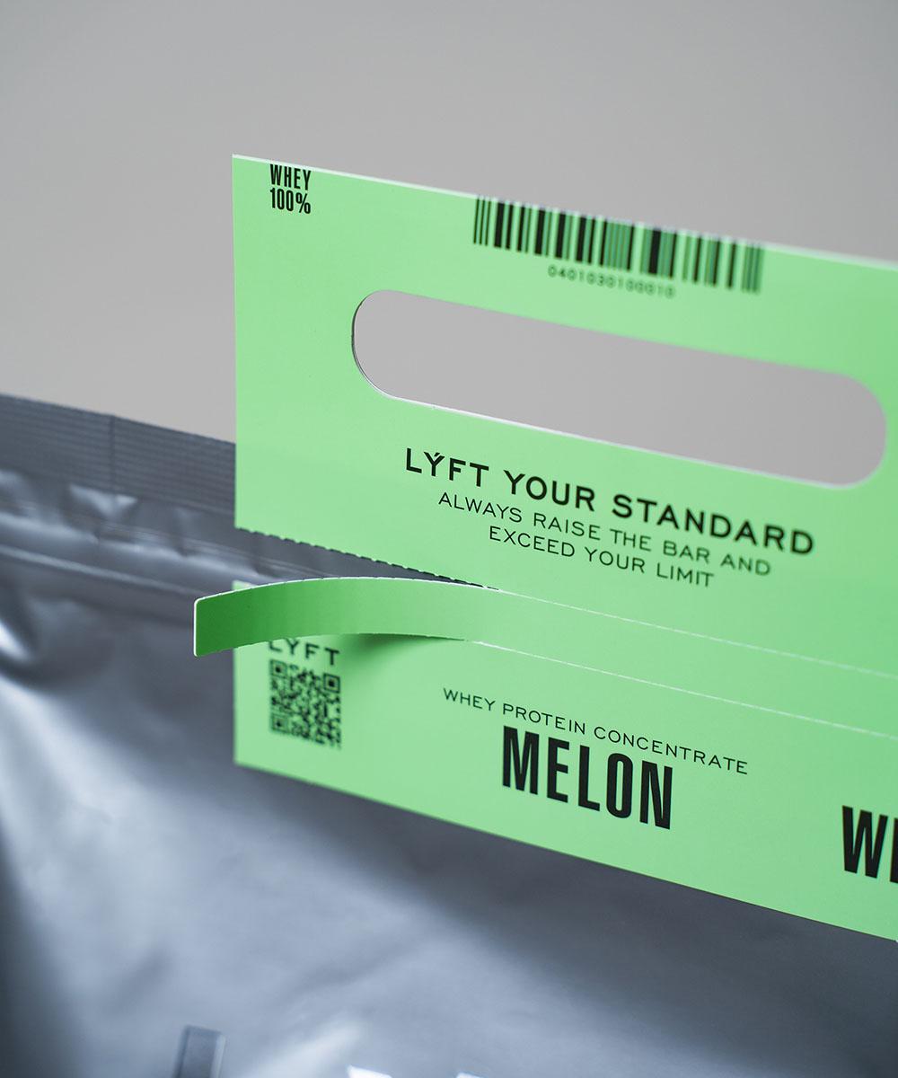 プロテイン WPCメロン 1kg