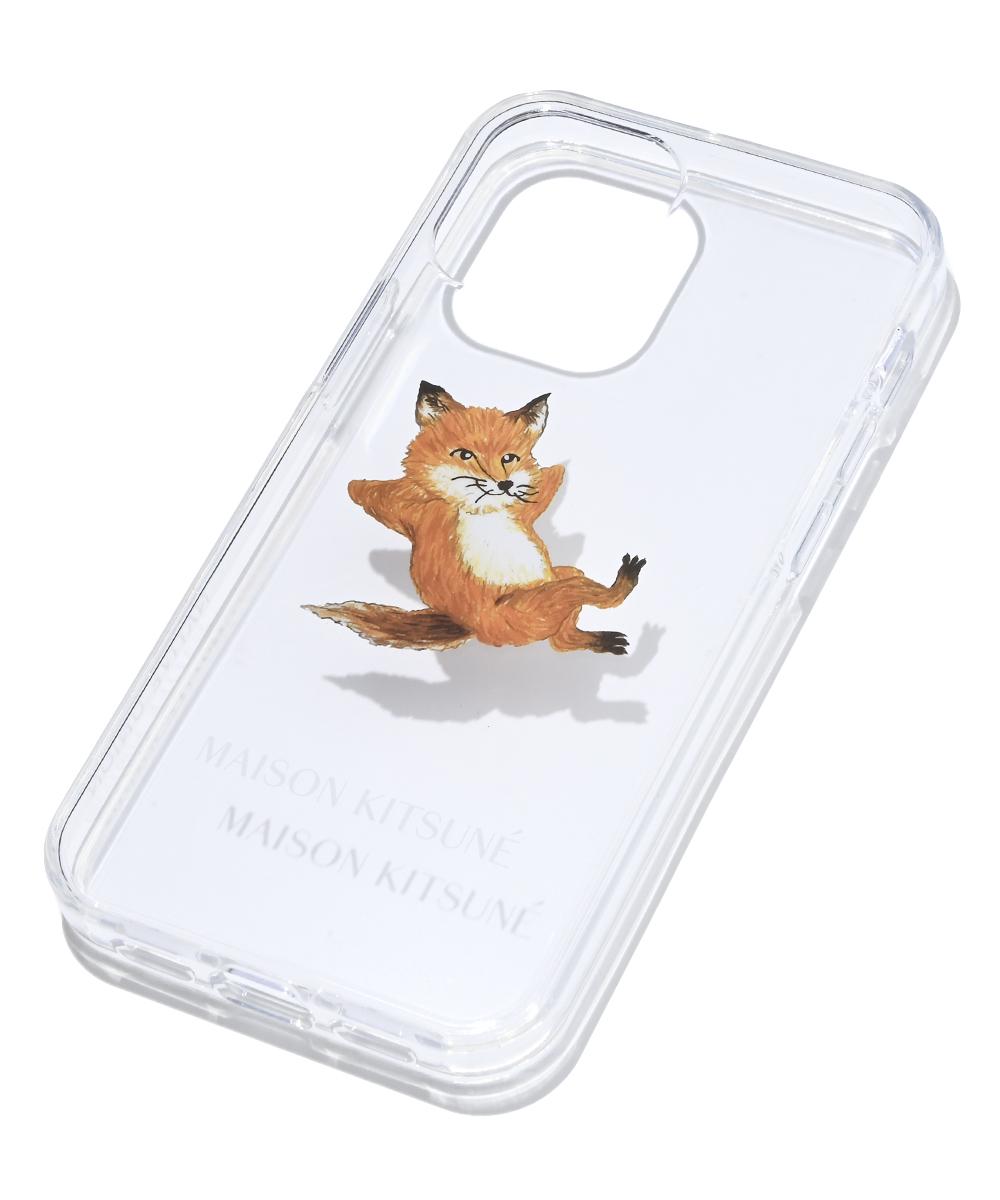 """ネイティブユニオン×メゾンキツネ """"チラックス フォックス""""iPhone 12 miniケース"""