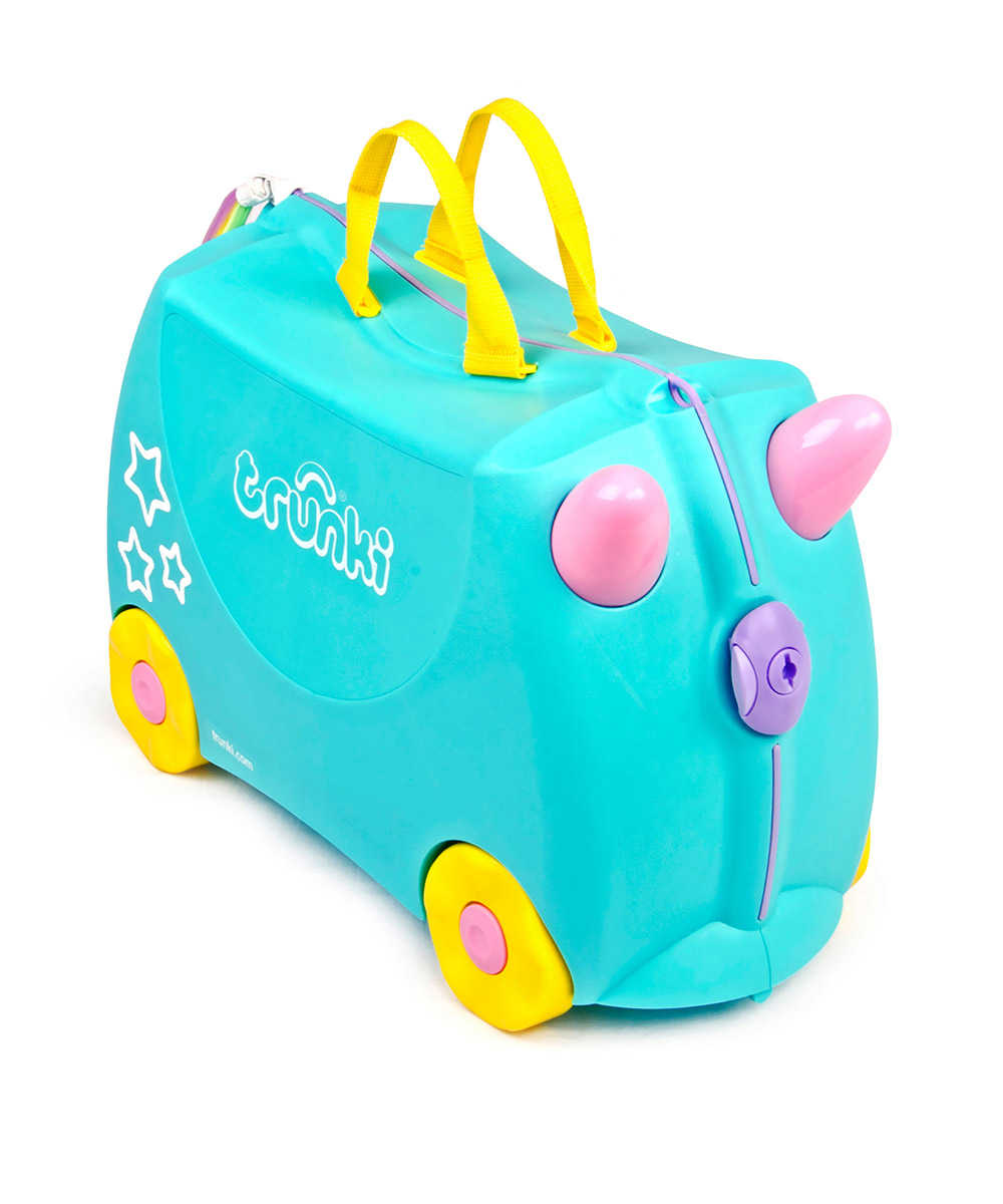 ライドオン・トランキ  キッズ専用スーツケース