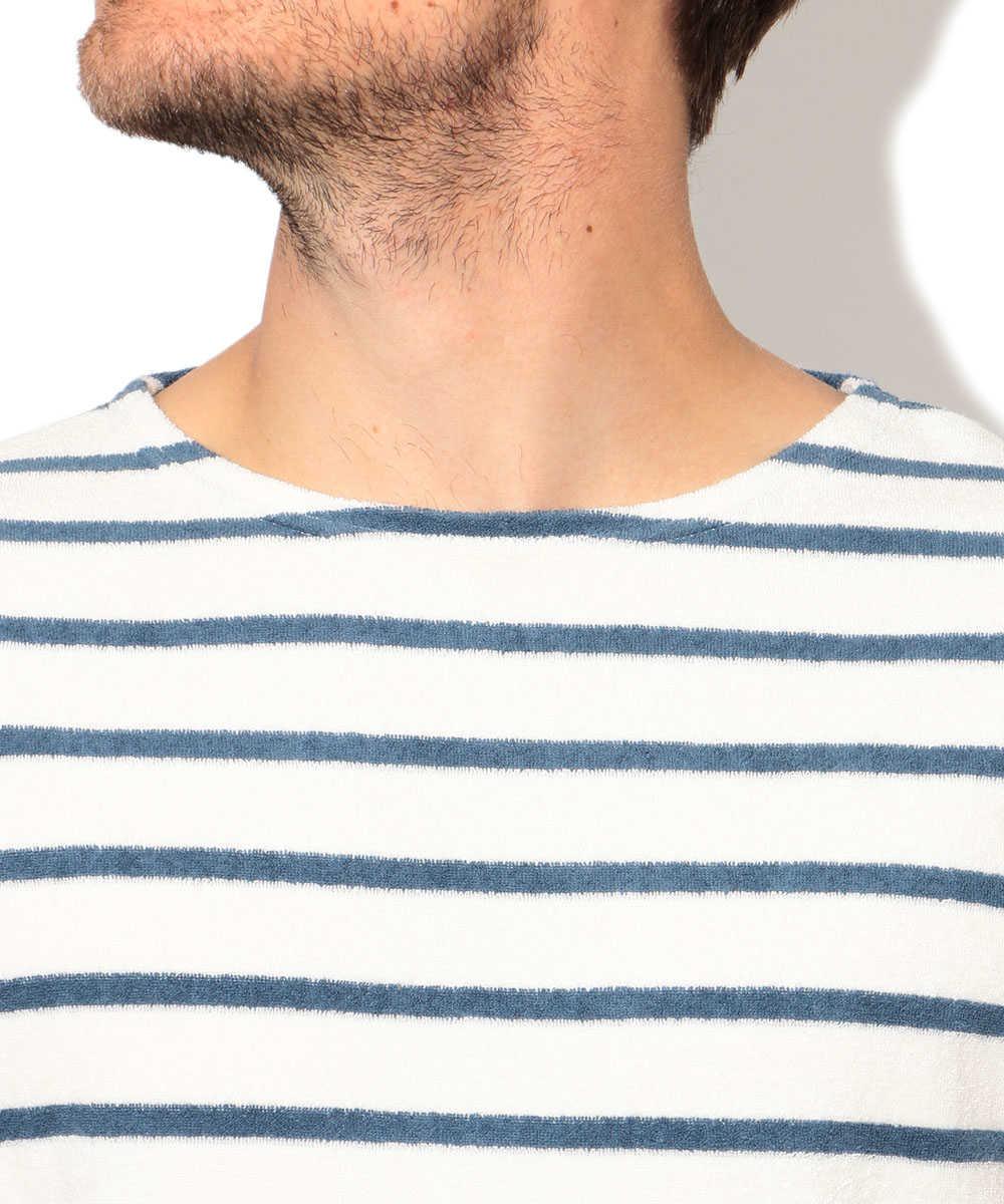 【先行商品】パイルクルーネックTシャツ