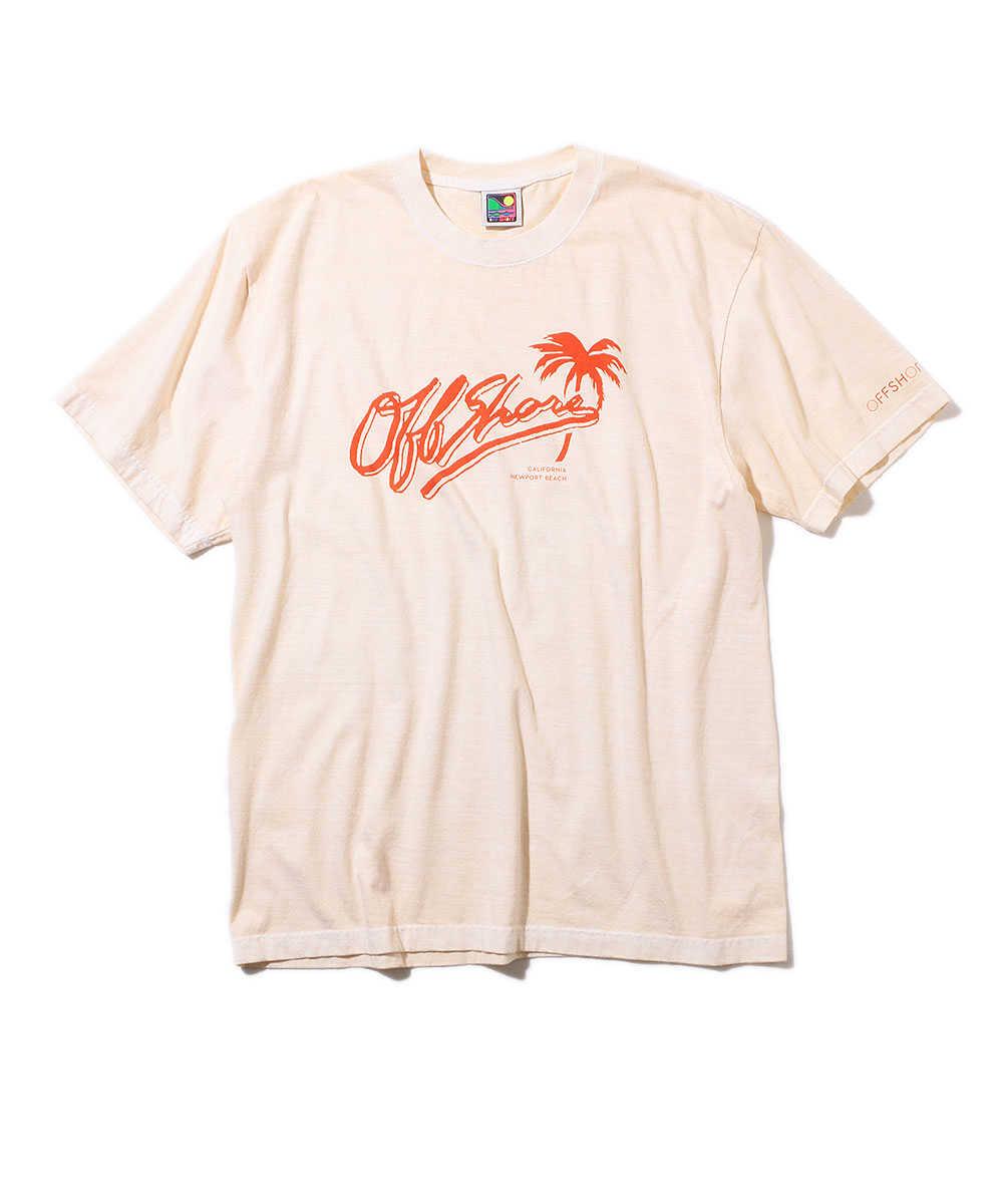 【別注・先行商品】クルーネックTシャツ
