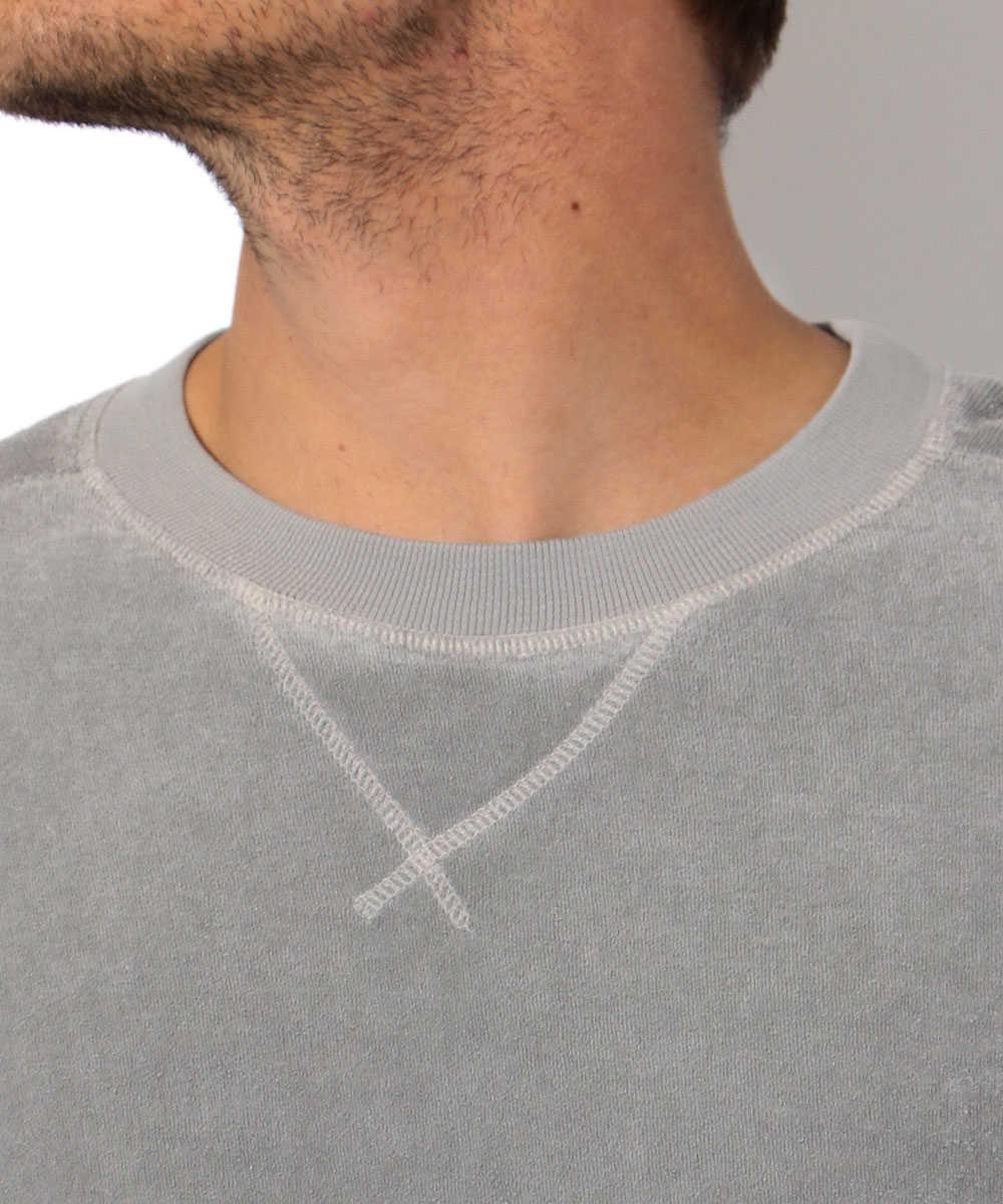 【限定商品】パイルスウェットシャツ