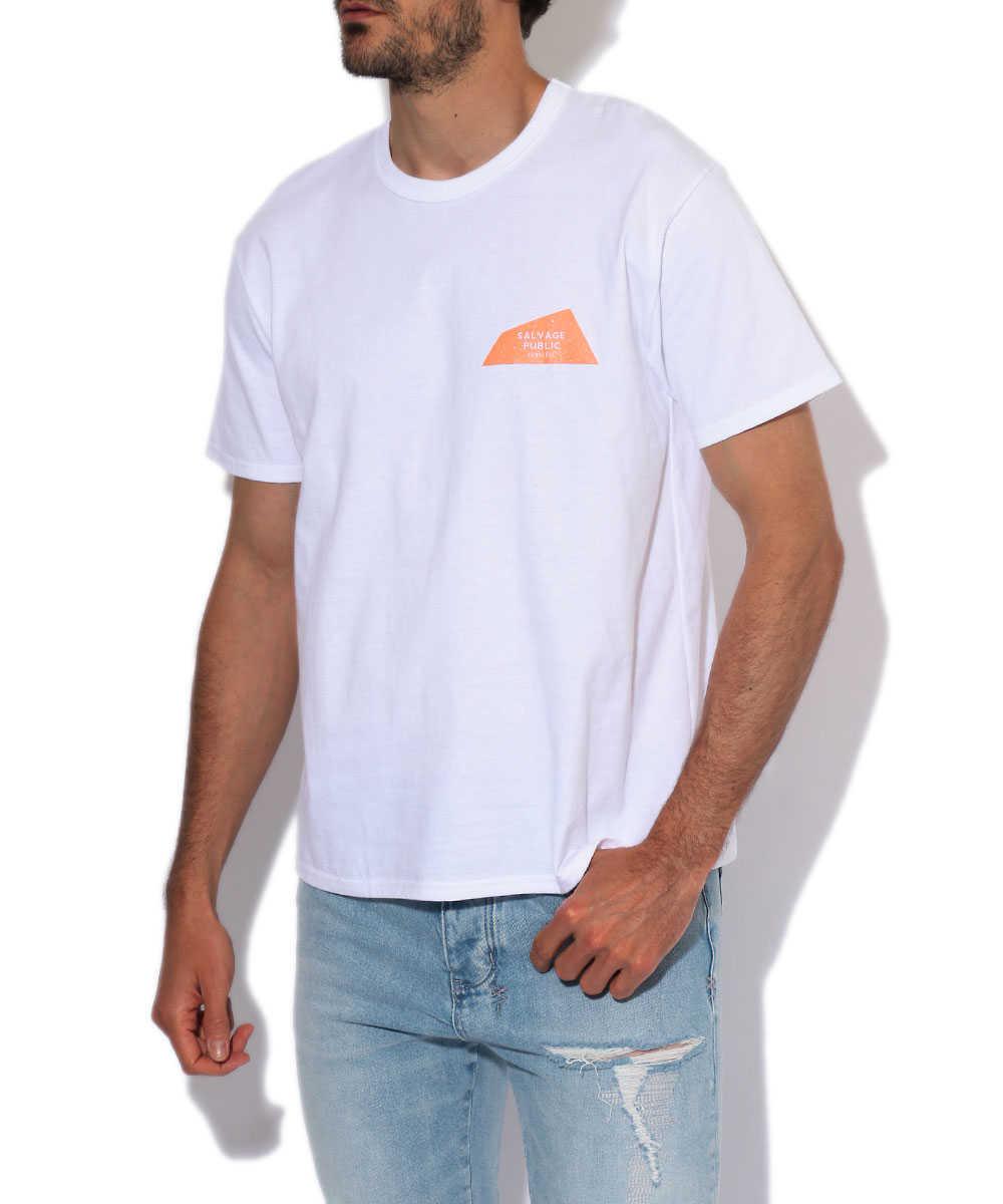 【別注・限定商品】プリントクルーネックTシャツ