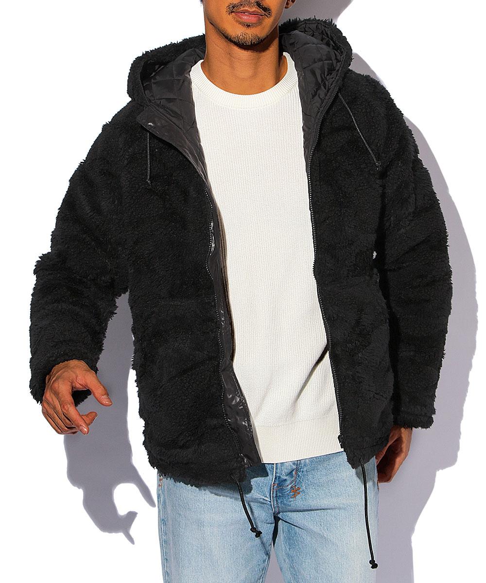 【限定商品】ボアフリースジャケット