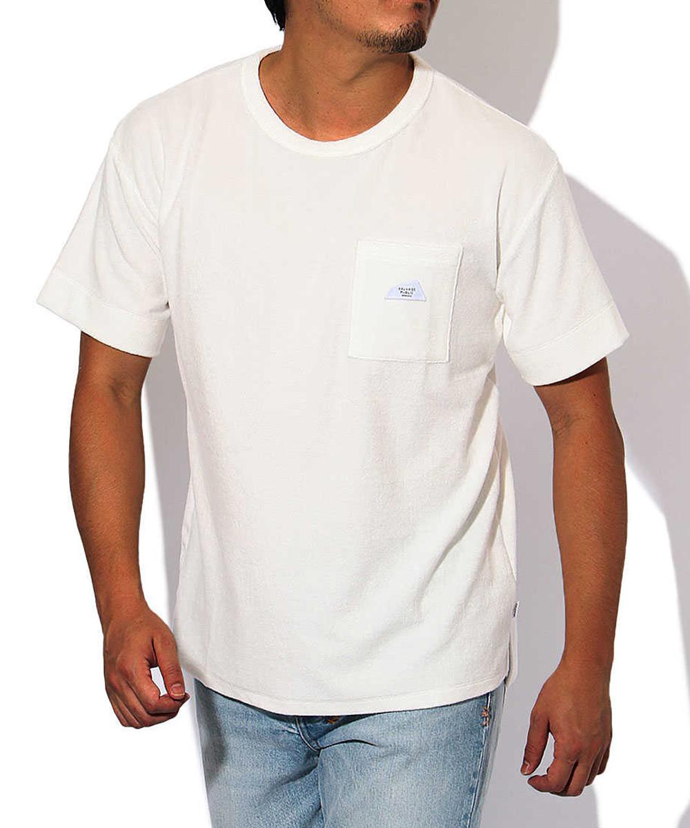 【別注・限定販売】ポケットパイルTシャツ