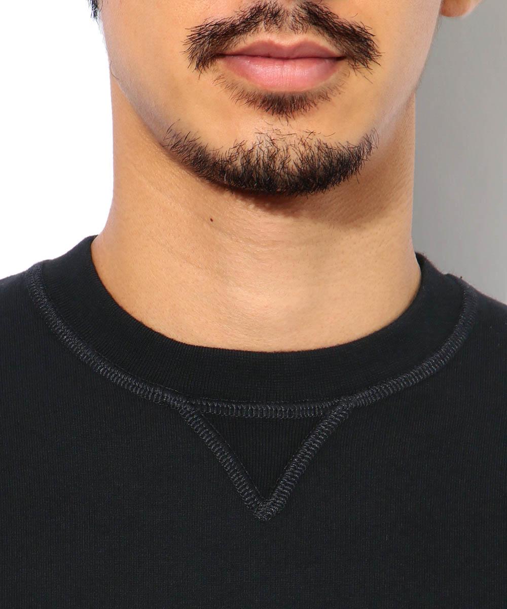 """mini ICON""ロゴスウェットシャツ"