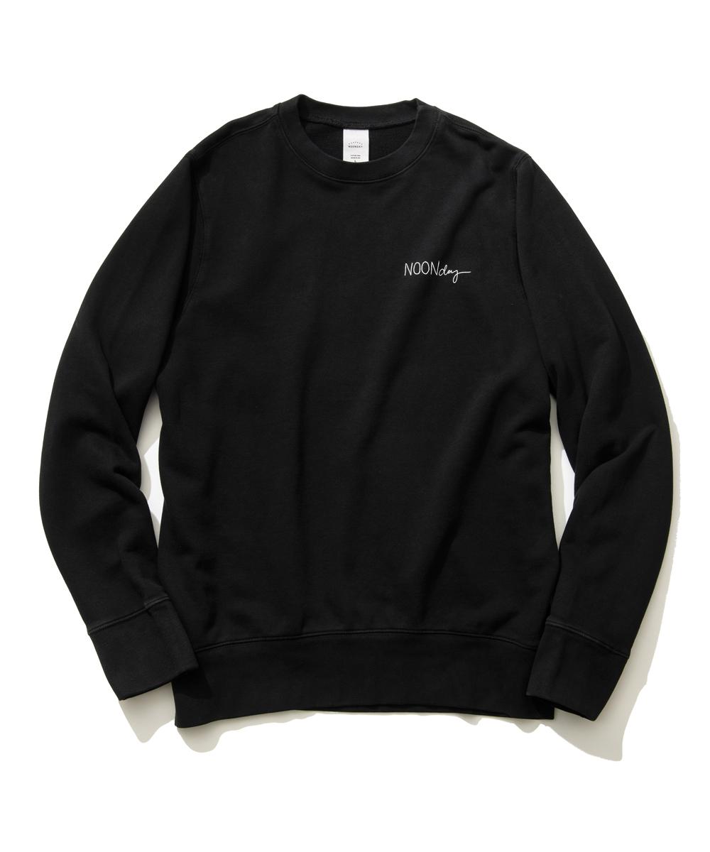 【限定商品】ロゴスウェットシャツ
