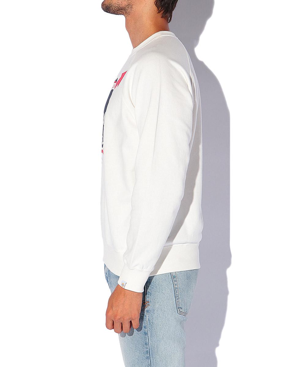 ムータマリン×アールカンテ ロゴプリントスウェットシャツ