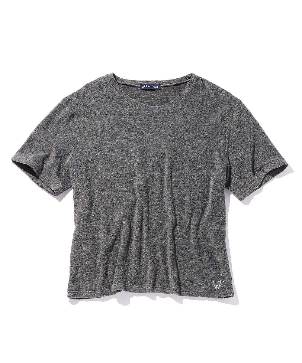 【限定商品】パイルクルーネックTシャツ