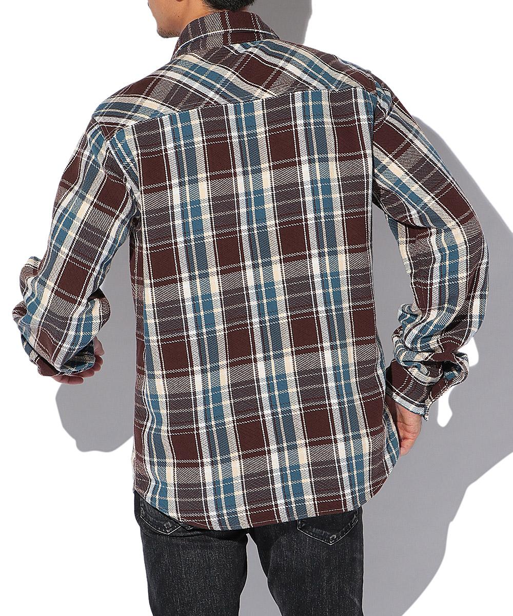 【別注・限定商品】ツイルチェックシャツ