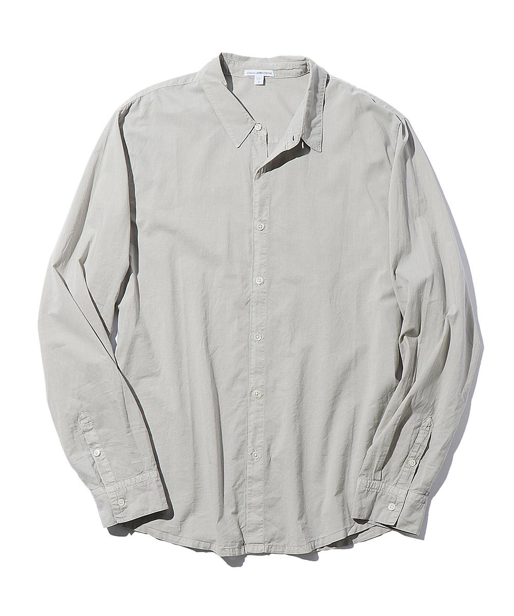 スタンダードコットンシャツ